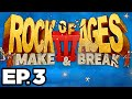 👺 KALI GODDESS & ROME OBSTACLE, RACE, UNIT CHALLENGES! - Rock of Ages 3 Ep.3 (Gameplay / Let's Play)