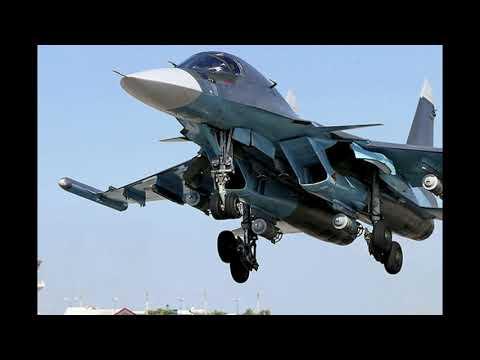 🌍 Россия разместила на границе с Украиной 500 боевых самолётов