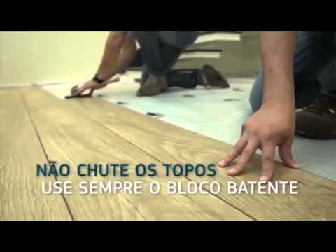 Instalação Piso Laminado Durafloor