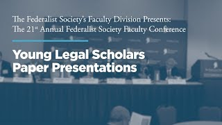 Click to play: Young Legal Scholars Paper Presentations