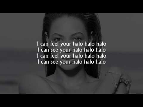 Beyoncé - Halo (lyrics) [HD]