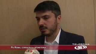 La mia intervista a Teleroma 56
