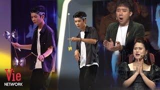 Mãn nhãn với màn biểu diễn Yoyo của cựu Á quân giải vô địch châu Á Thái Bình Dương   Người Bí Ẩn #17