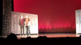 "Zachary Sayle singing ""Get Me What I Need"" from 13, the Musical"