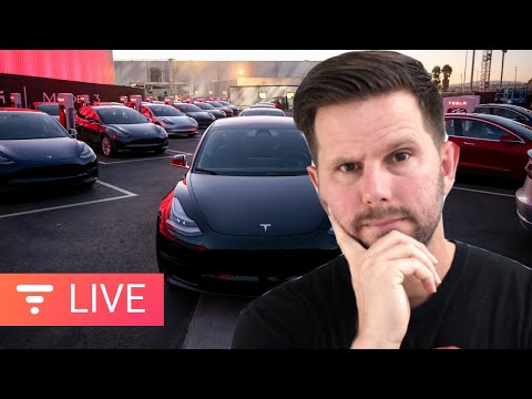 What's Next for a Profitable Tesla? Let's talk about it [live]