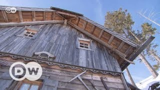 An alpine chalet, restored | DW English