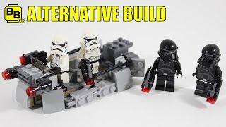 LEGO STAR WARS 75165 ALTERNATIVE BUILD IMPERIAL LIGHT TRANSPORT
