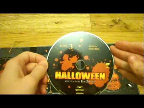 HALLOWEEN DIRECTOR'S CUT - 3-DISC LIMITED COLLECTOR'S EDITION BOXSET - UNBOXING!