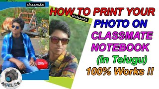 Customise Your Notebook | Classmate Books | In Telugu | By Akhil Ds - Download this Video in MP3, M4A, WEBM, MP4, 3GP