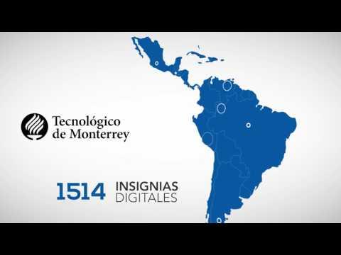 Insignias de Educación Continua del Tecnológico de Monterrey