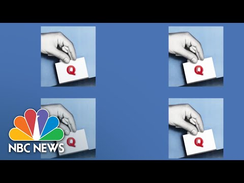 Inside The Rise Of Qanon-Affiliated Candidates For Congress | NBC News NOW