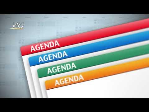 Agenda du 30 juillet 2021