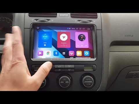 9 Zoll 8.0 Android Doppel-DIN-Radio von A-Sure für VW-Fahrzeuge - Einführung und erstes Fazit