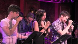 "Krysta Rodriguez, Andy Mientus, Jeremy Jordan - ""Some Boys"" (Death Cab for Cutie)"
