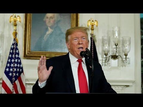 Πρόταση Τραμπ για να λήξει το shutdown – Τι ζητά και τι δίνει…