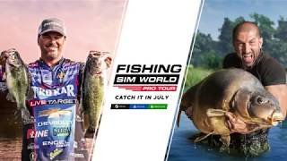VideoImage1 Fishing Sim World®: Pro Tour