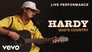 "HARDY   ""God's Country"" Live Performance | Vevo"