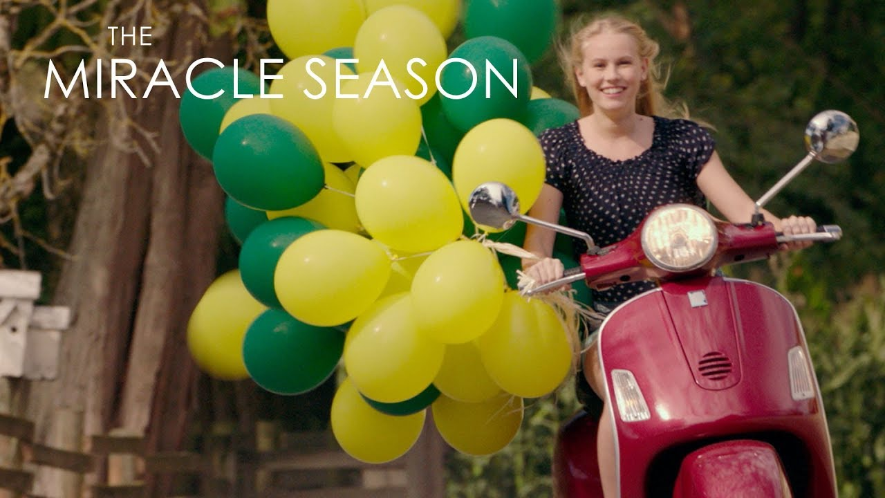 The Miracle Season - Live Like Line