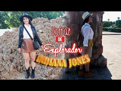 Disfraces de explorador - Indiana Jones | Aranella Goodn