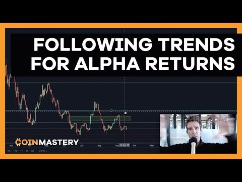 Following Trends For Alpha Returns In A Portfolio - Ep226