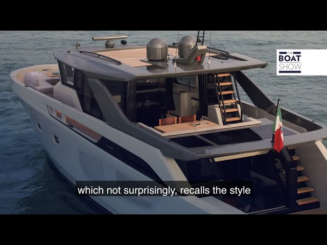 BLUEGAME BGX 70 - Motor Yacht Review - The Boat Show