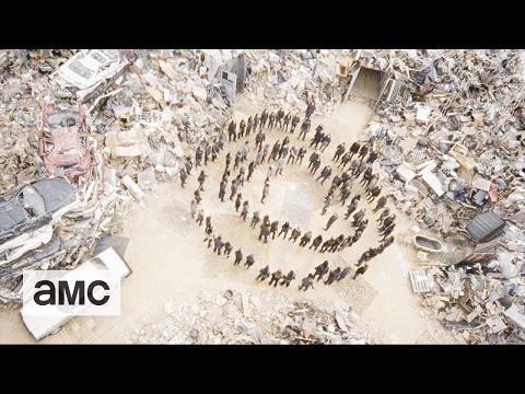 The Walking Dead 7.10 (Clip)