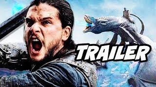 Game Of Thrones Season 8 Trailer Breakdown and Easter Eggs