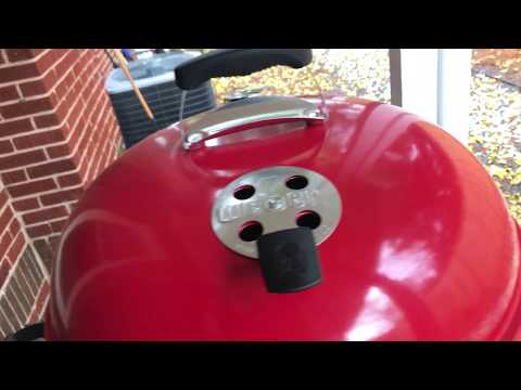 Weber Kettle Premium Limited Review