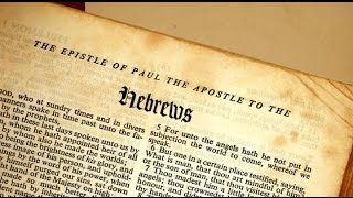 Paul Wrote the Book of Hebrews