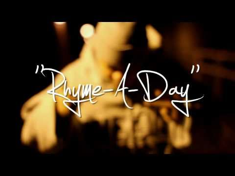 "Dassius Clay - ""Rhyme-A-Day"""
