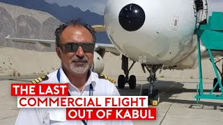 The Last Commercial Flight Out of Kabul – Real Stories