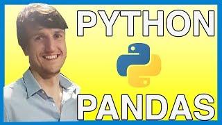 Python Pandas Join merge two CSV files using Dataframes | Python for Scott Episode 1