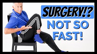 Surgery for Your Knee Arthritis? Not So Fast! 8 Best Exercises of Physical Therapists