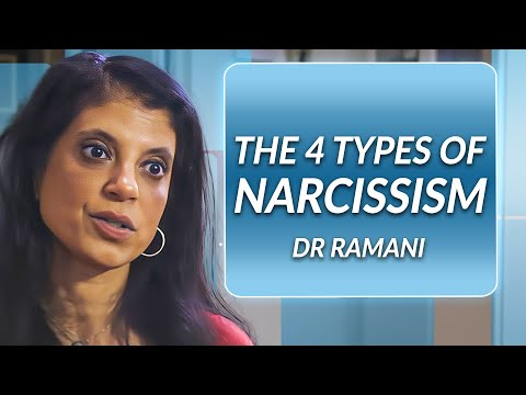 The 4 Types of Narcissism You Need to Know…..by MedCircle featuring Dr. Ramani Durvasula