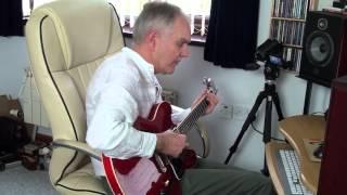 Sir Duke. Stevie Wonder Instrumental Cover. Phil McGarrick