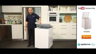 164L Fisher & Paykel Chest Freezer H160S reviewed by expert - Appliances Online