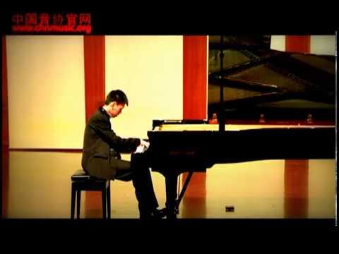 Wenting Yu plays Debussy Etude