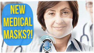 Swiss Researchers Developing Transparent Face Masks (ft. Tim Chantarangsu)