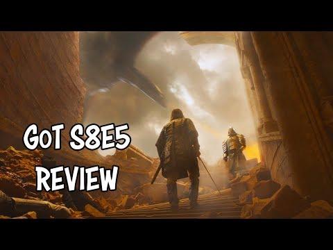 Ozzy Man Reviews Game of Thrones Season 8 Episode 54394672520377288