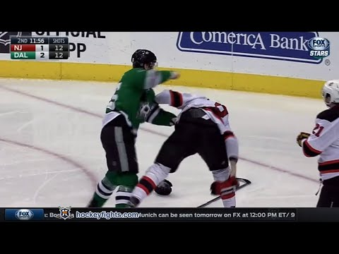 Brett Ritchie vs. Adam Larsson