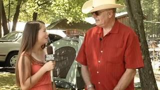 A.J. Lee Interview at 2011 Wind Gap Bluegrass Festival