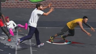 NBA 2K18 My Career - Funny Worst Builds Ever! PS4 Pro 4K Gameplay