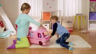 "Игровой набор- Фургон Barbie DreamCamper FBR34 от компании Интернет-магазин ""Timatoma"" - видео"