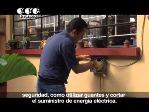 Seguridad en Productos: Instalaciones eléctricas [Revista del Consumidor TV 4.2]