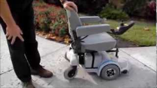 Hoveround MPV 5 Power Chair