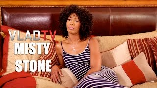 Misty Stone: My Brother Died Playing Russian Roulette