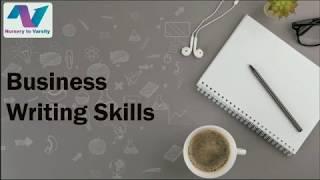 Data Visualization  Business Writing  Free tutorial  Writing Skills