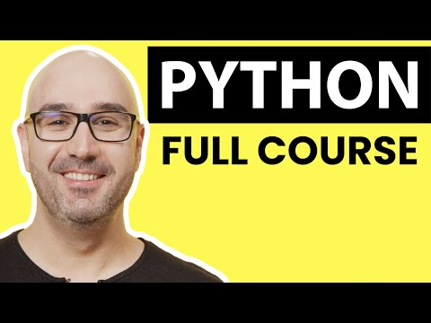 Python Tutorial for Beginners [Full Course] Learn Python for Web Development