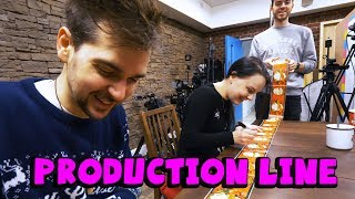 The Yogscast Production Line