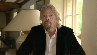 Muscle Dreams endorsed by Richard Branson